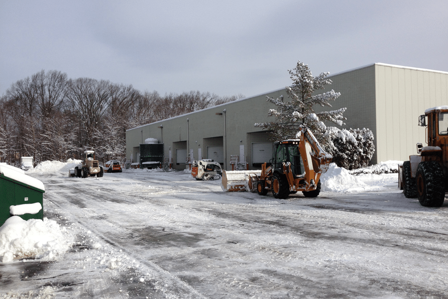 Snow Removal by Sponzilli S3 Services