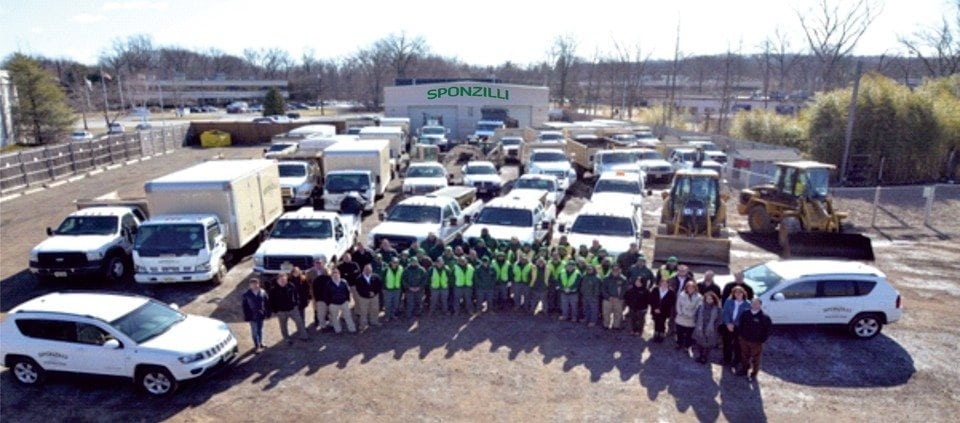 Orientation Day for Sponzilli Landscape Group Staff