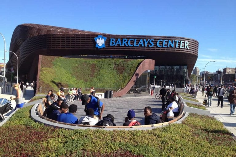 Barclays Center Brooklyn NY
