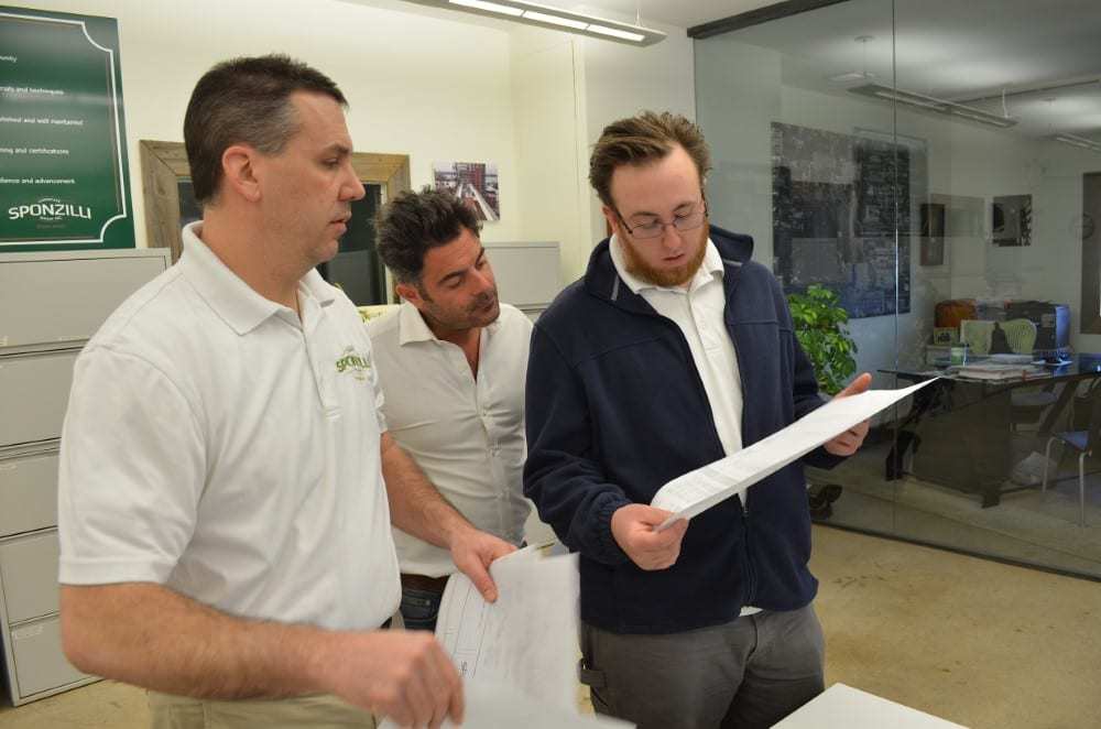 Landscape Designers at Sponzilli Landscape Group