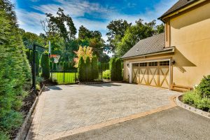 ewly Installed Paver Driveway