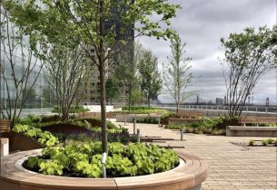 NYU Langone Hassenfeld Children's Hospital 7th Floor Terrace Project