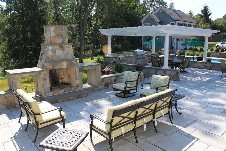 Outdoor Living Spaces - Sponzilli Landscape Group