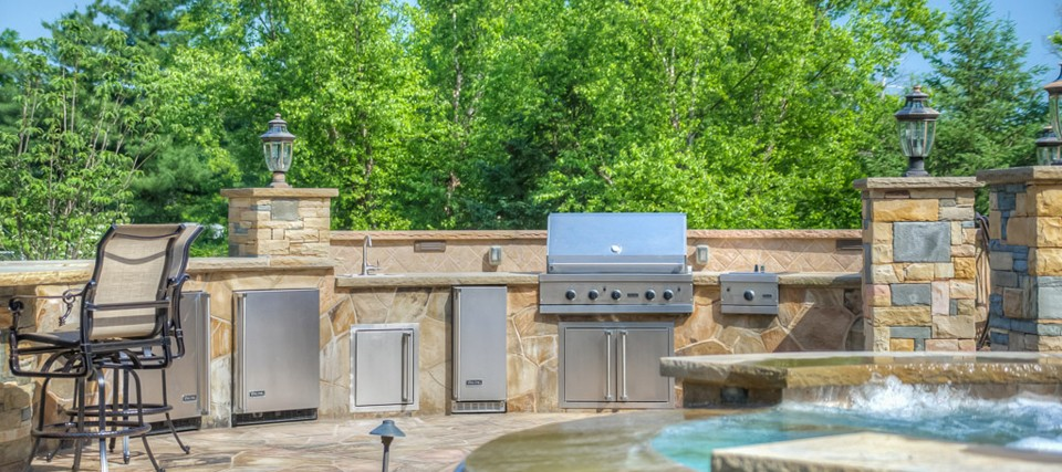 Outdoor Kitchen Design 4