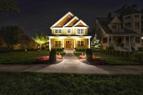 Outdoor Lighting in Montclair NJ