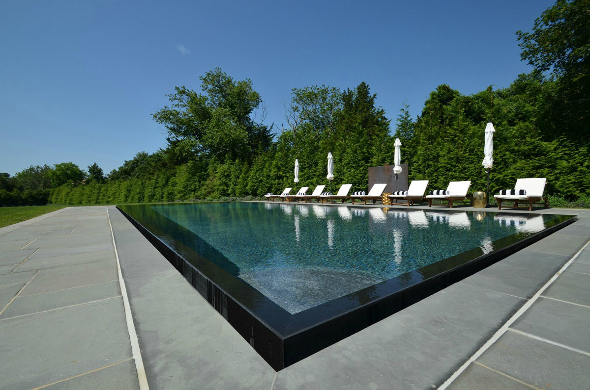 Pools and poolscapes sponzilli landscape group for Pool design hours