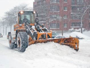 Commercial Snow Removal by Sponzilli