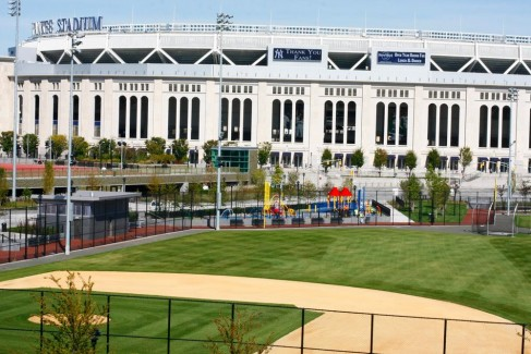 Yankee Stadium Grounds